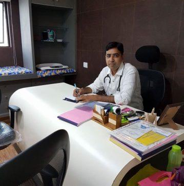 Dr. Arun Borse M.D.